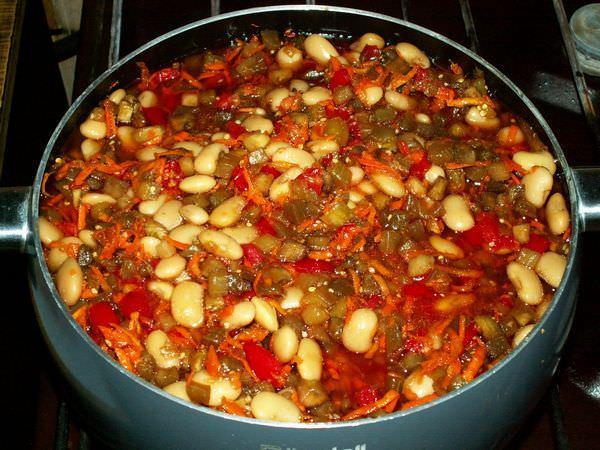 Боби на зиму заготовки і рецепти консервування в домашніх умовах з фото