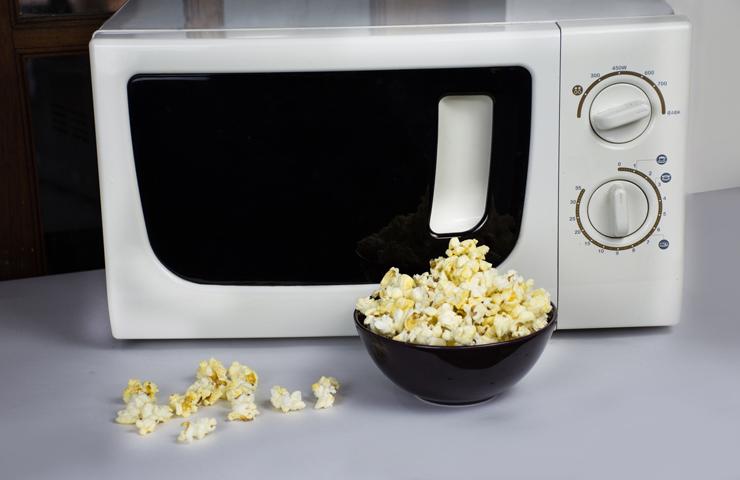 Як приготувати попкорн будинку