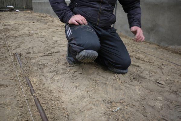 Як зробити наколінники своїми руками для роботи в саду і городі форма і покрокова інструкція