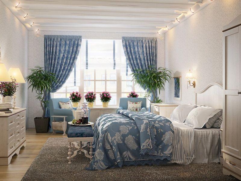 Кімнатні квіти і рослини для спальні, чи ставлять герань і фіалки в спальні