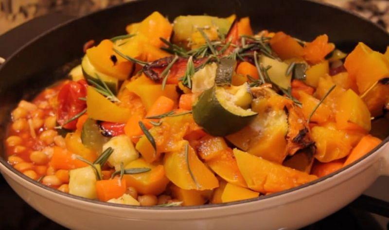 Тушкована гарбуз - 6 рецептів приготування гарбуза швидко і смачно