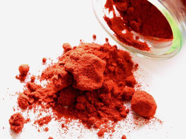Червоний перець користь і шкода для організму