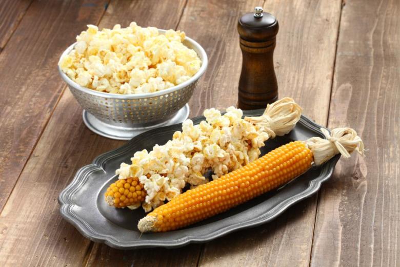 Кукурудза для попкорну як зробити попкорн з кукурудзи в домашніх умовах