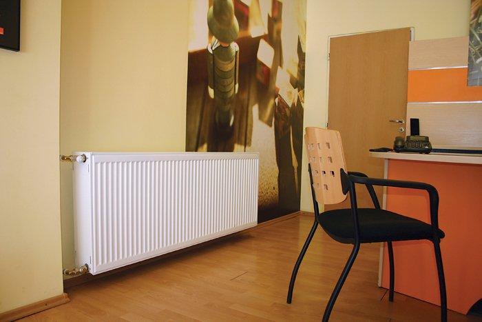 Розрахунок радіаторів опалення - СНиП розрахунок кількості секцій радіаторів опалення за обсягом приміщення