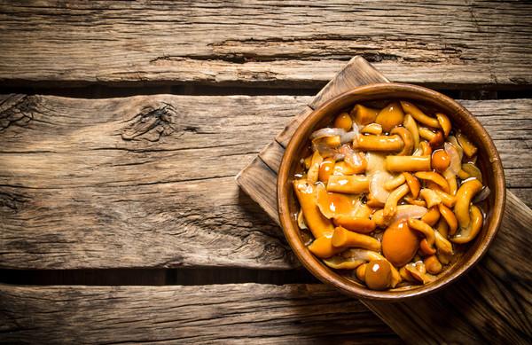 Рецепти смачних грибів на зиму